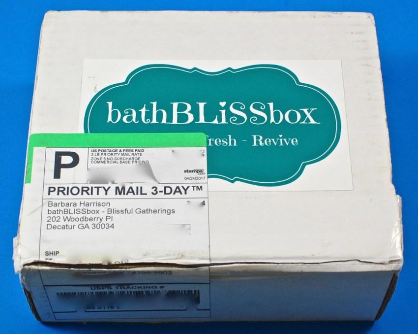 bathblissbox review