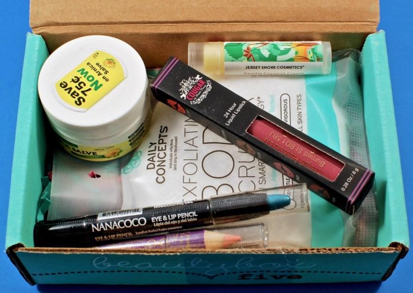 Beauty Box Five review