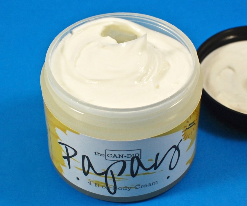 papay body cream