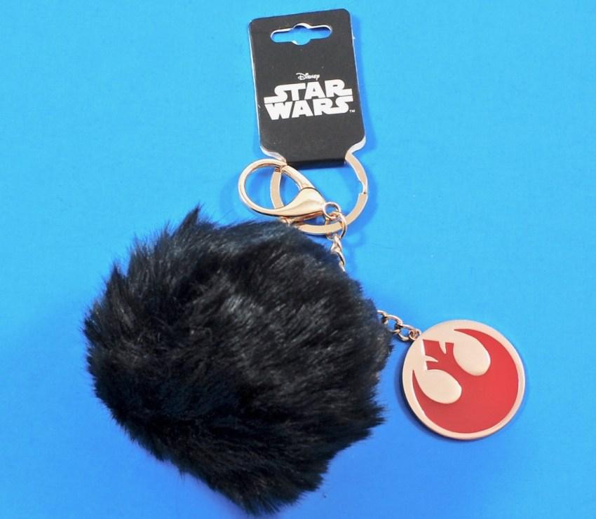 star wars poof keychain