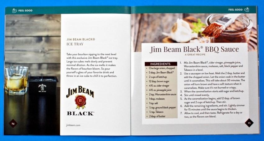 Jim Bean subscription box