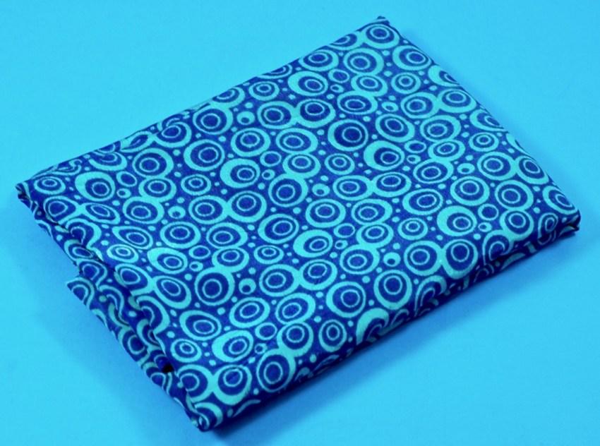 I Was a Sari loop scarf