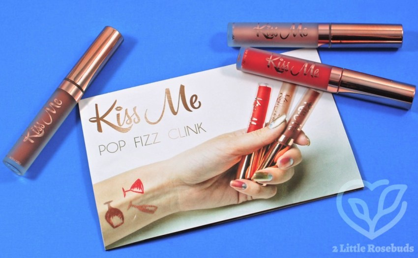 LiveGlam KissMe May 2017 Lipstick Subscription Box & Coupon Code