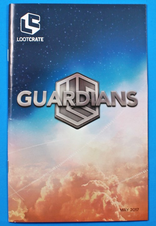 Loot Crate Guardians review