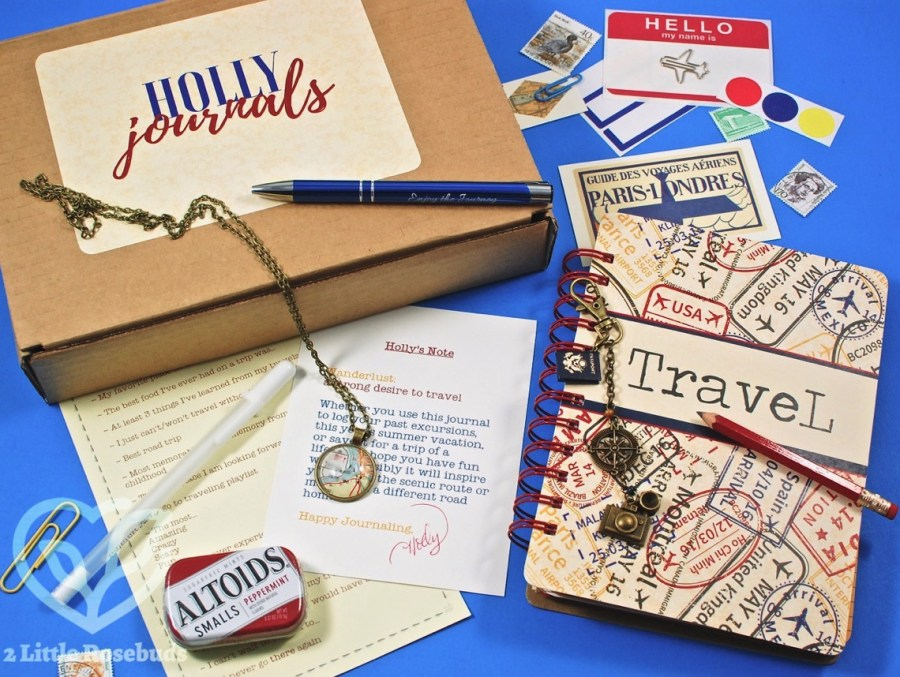 May 2017 Holly Journals review