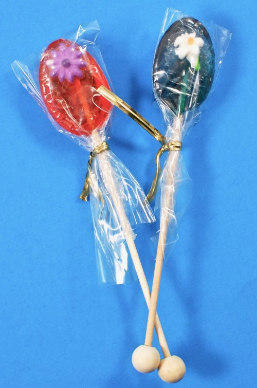 Tea Box Express lollipops