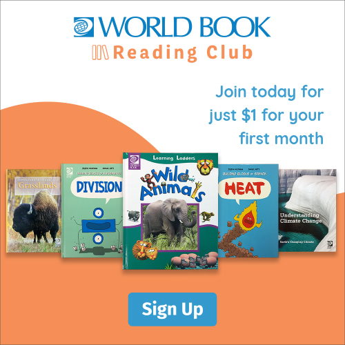 World Book Reading Club – First 2 Books for Only $1 Shipped!