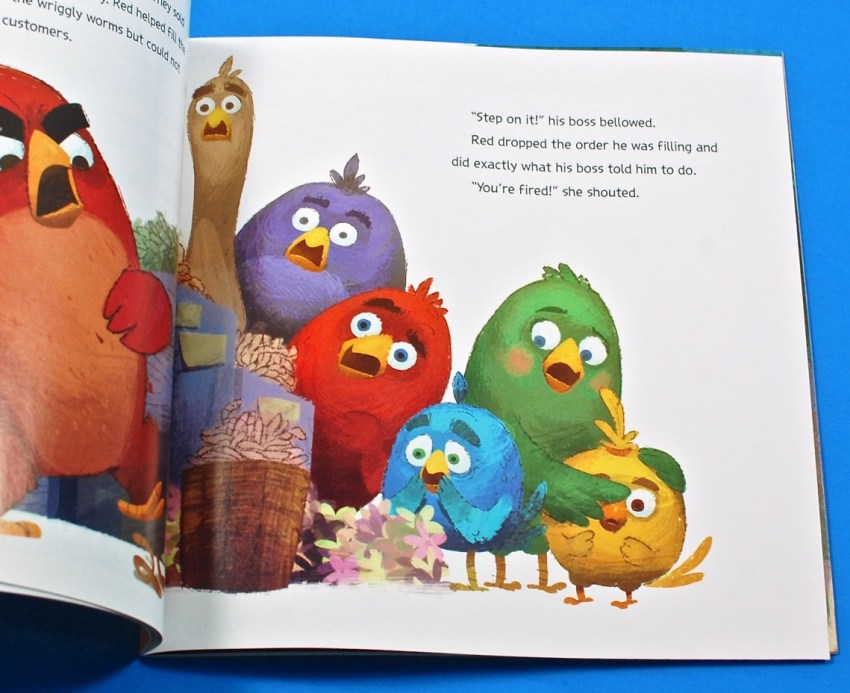 Angry Birds Seeing Red