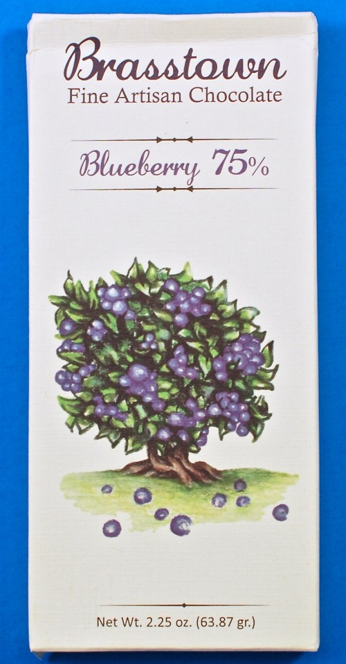 Brasstown blueberry