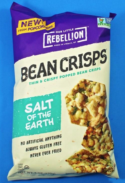 Rebellion Bean Crisps