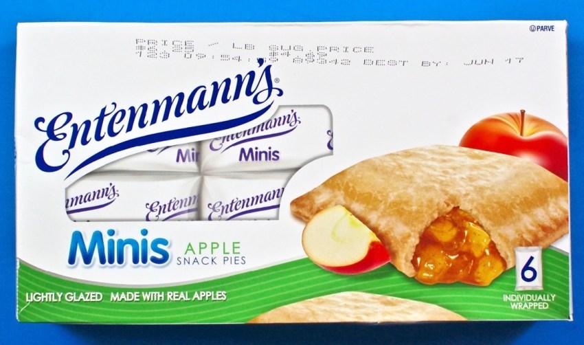 Entenmann's apple pies