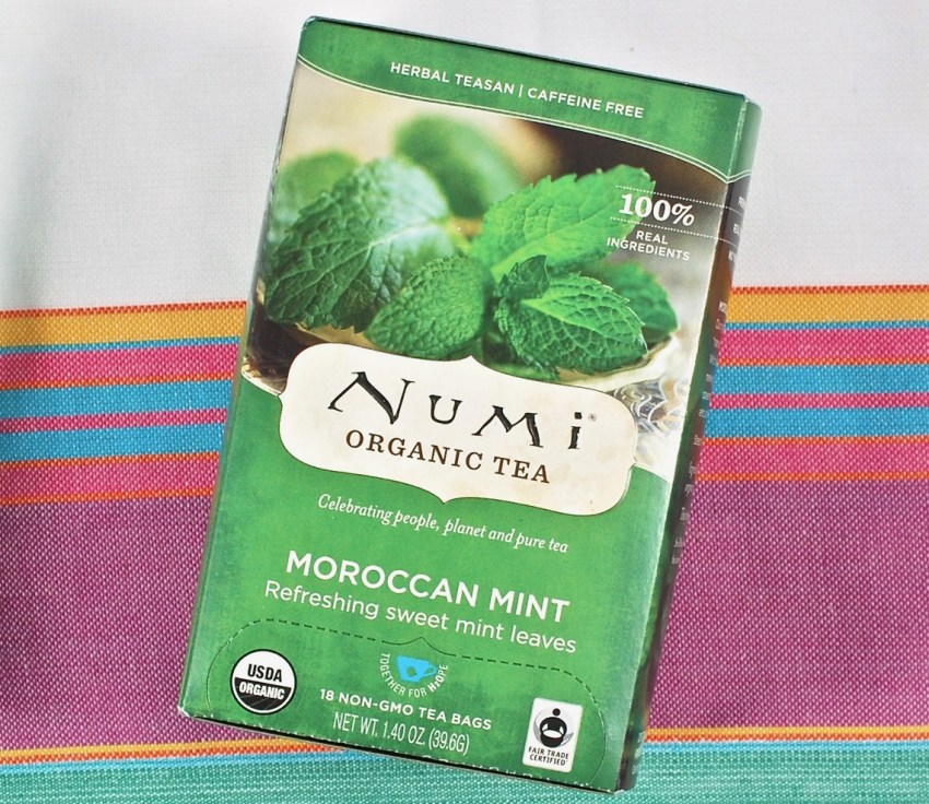 Numi mint tea