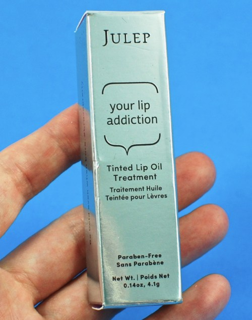 Julep lip oil treatment