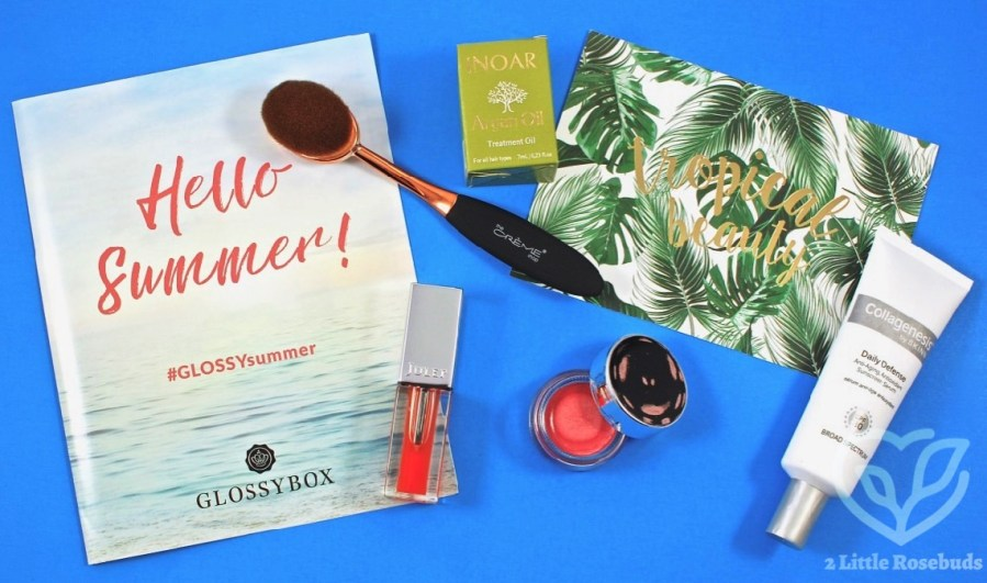 June 2017 Glossybox review