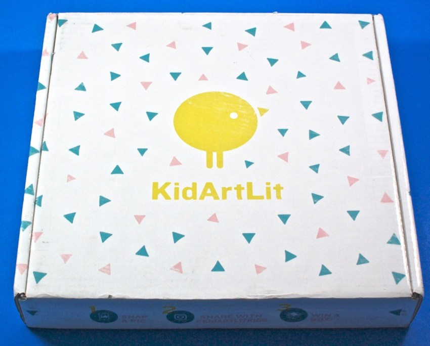 KidArtLit box