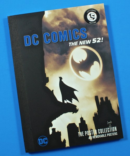 DC Comics mini posters
