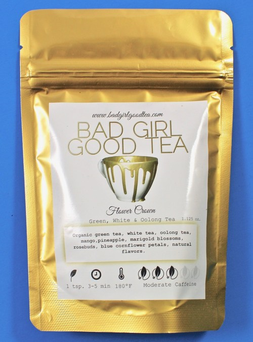 Bad Girl Good Tea