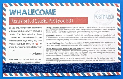 PostBox cards review