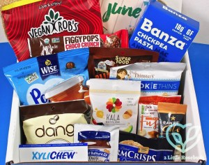 June 2017 SnackSack review