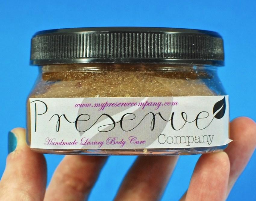 Preserve Company sugar scrub
