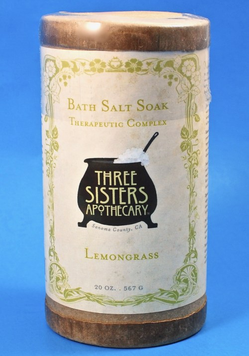 Three Sisters Apothecary bath salt