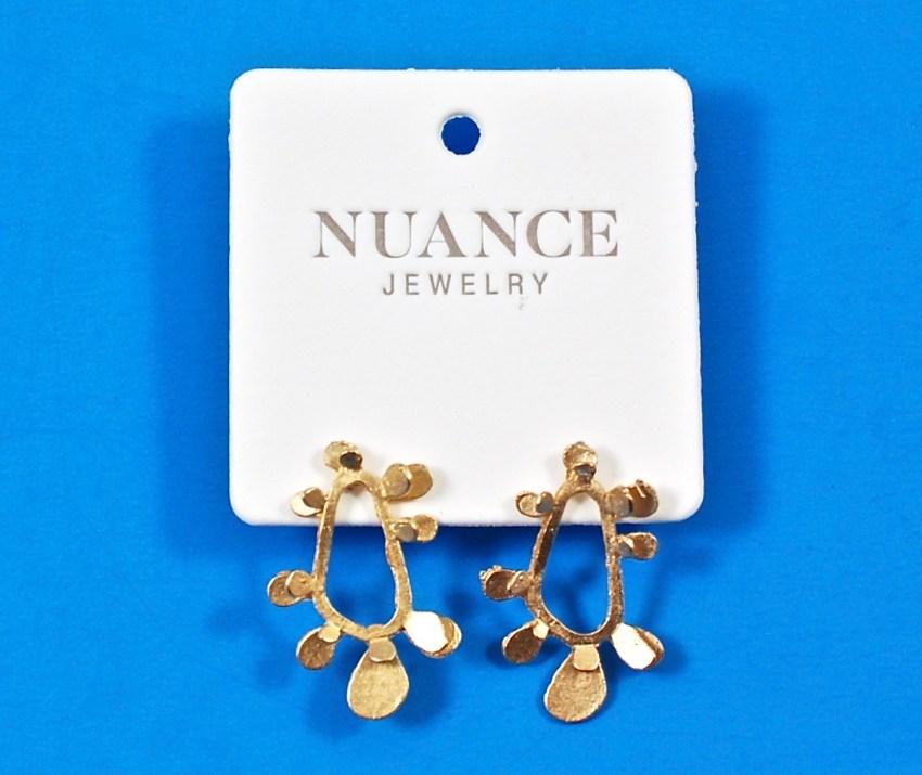 Nuance earrings