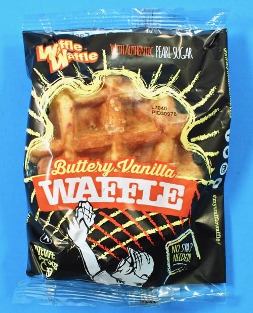 Waffle Waffle snack