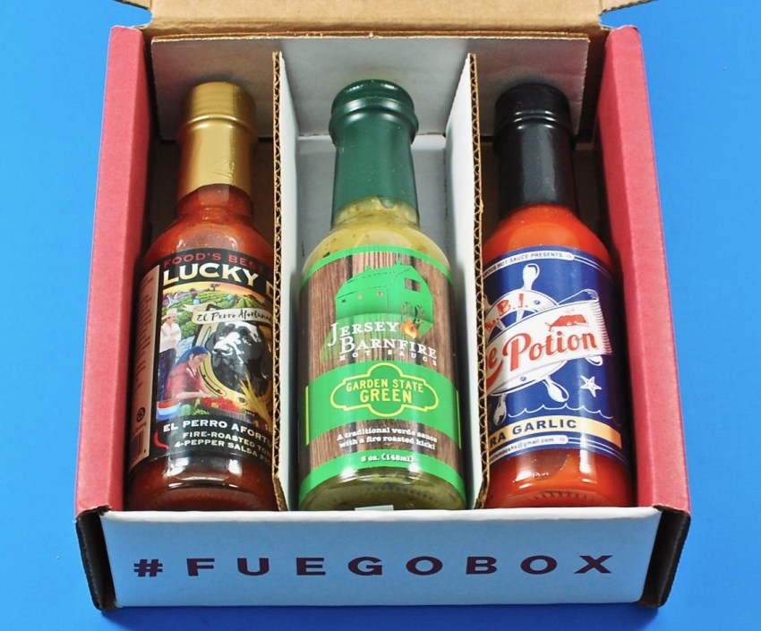 Fuego Box coupon