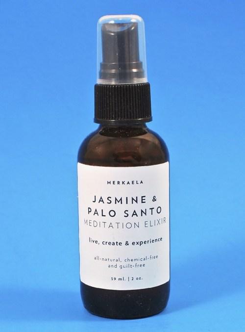 Jasmine & Palo Santo meditation elixir