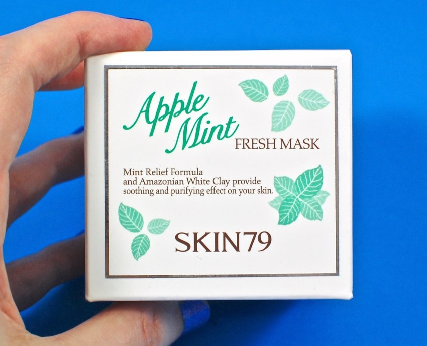 Skin 79 apple mint mask