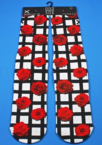 Odd Sox roses
