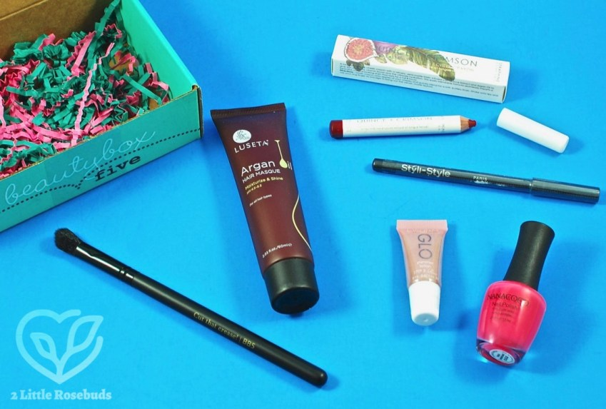 Beauty Box 5 July 2017 Subscription Box Review & Coupon