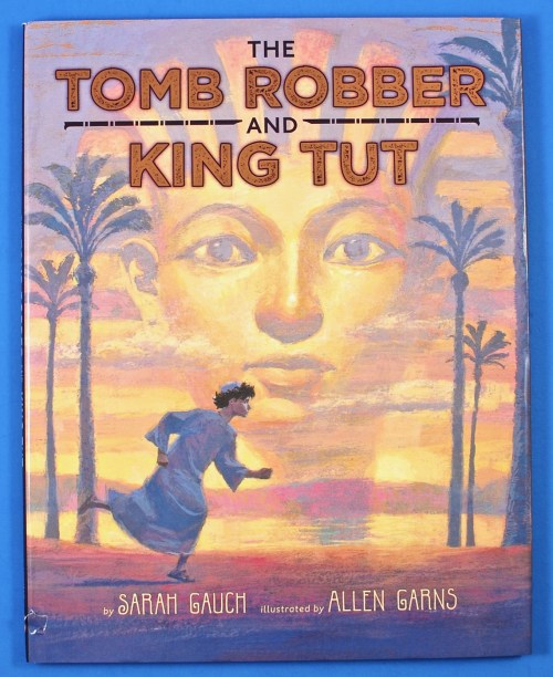 Tomb Robber and King Tut