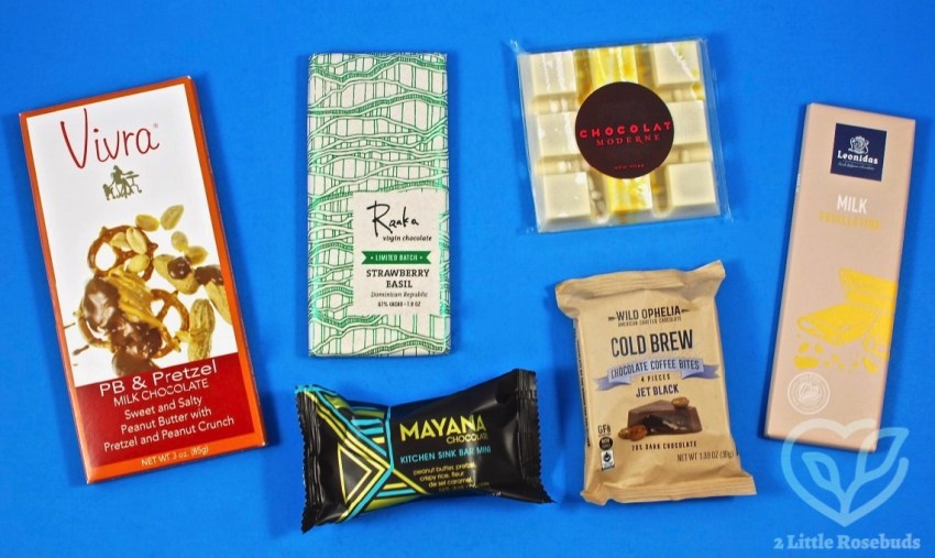 Chococurb August 2017 Subscription Box Review & Coupon Code