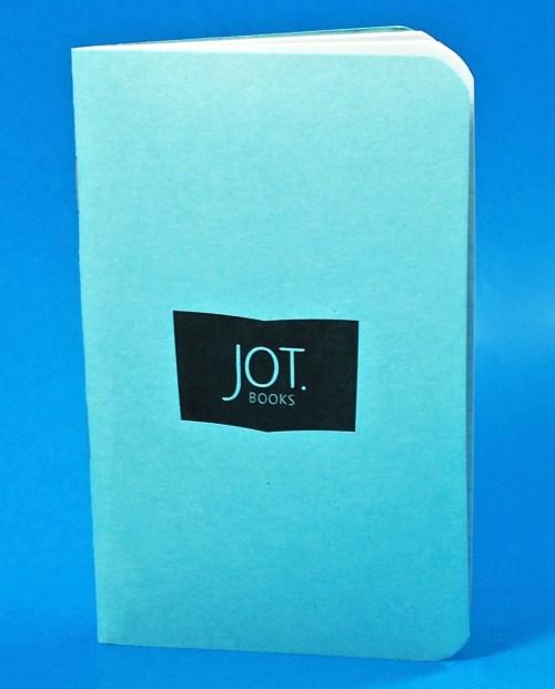Unveil Co jot notebook