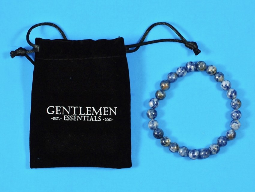 men's earth bracelet