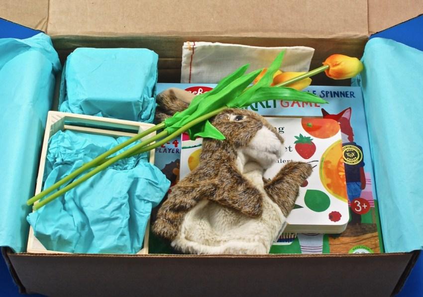 Lola & Lark box review