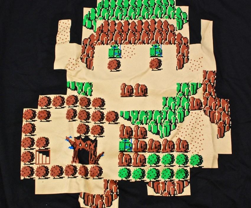 Zelda shirt