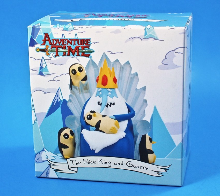 Adventure Time Loot Crate figure