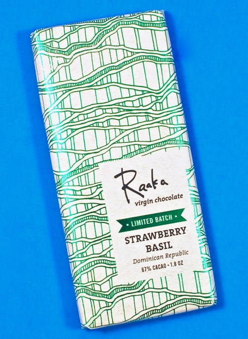 Raaka strawberry basil