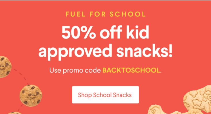 Naturebox Back to School Coupon – Save 50% on Your First Order!
