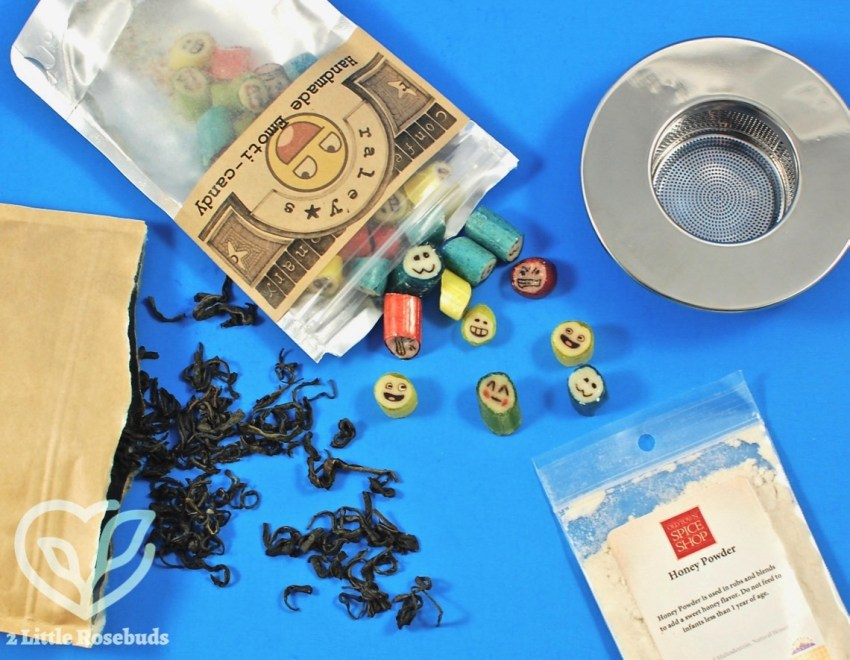 August 2017 Tea Box Express review