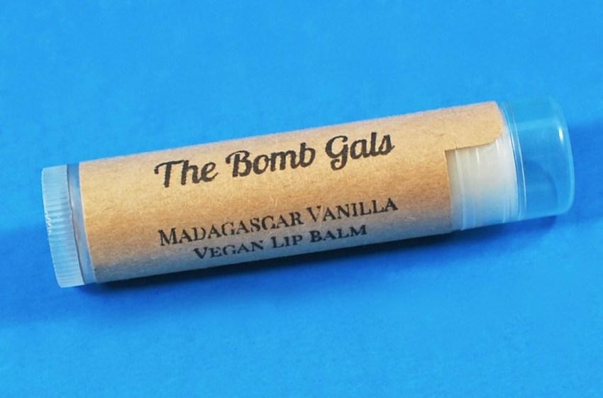 The Bomb Gals lip balm