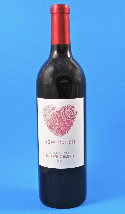 New Crush wine