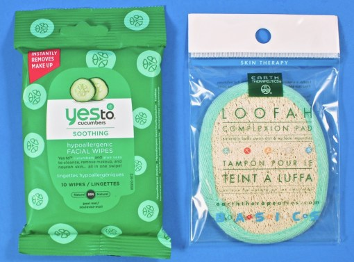 yes to cucumbers wipes