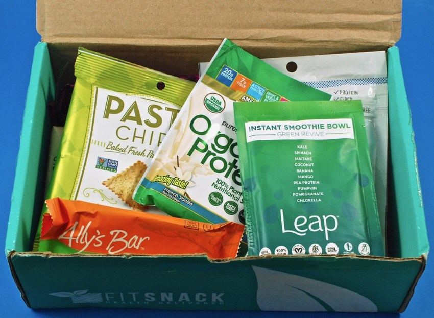 Fit Snack review