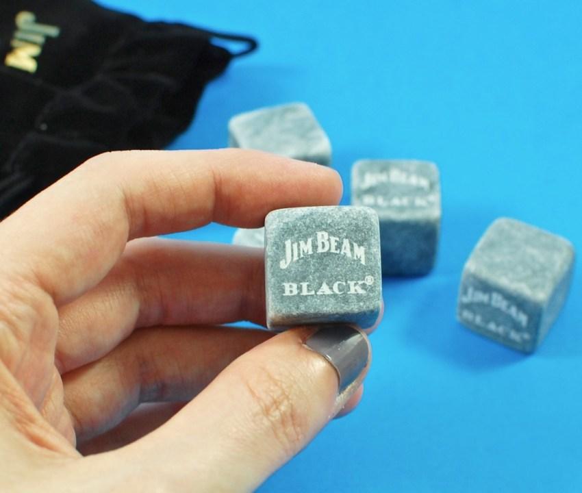 Jim Beam whiskey stones