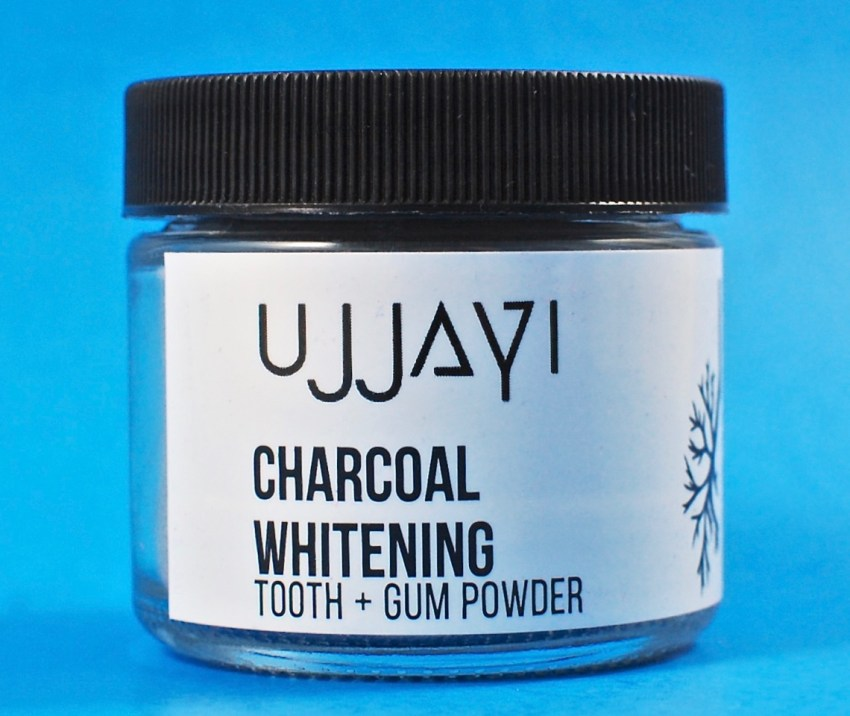 ujjayi charcoal whitening
