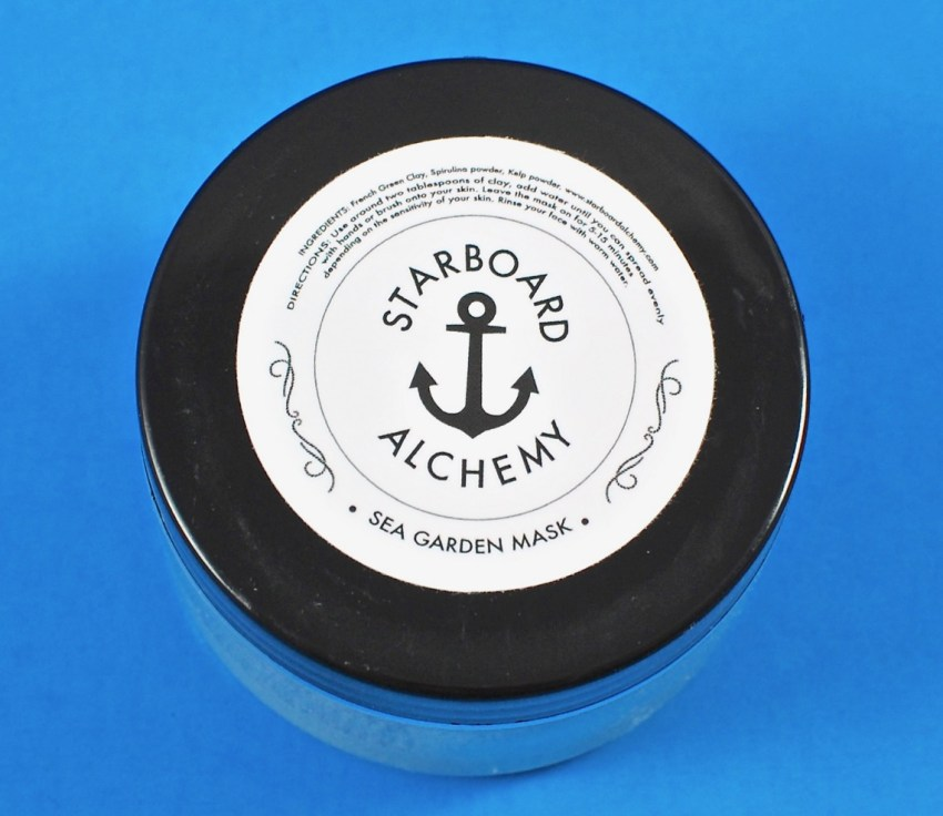 Starboard Alchemy facial mask