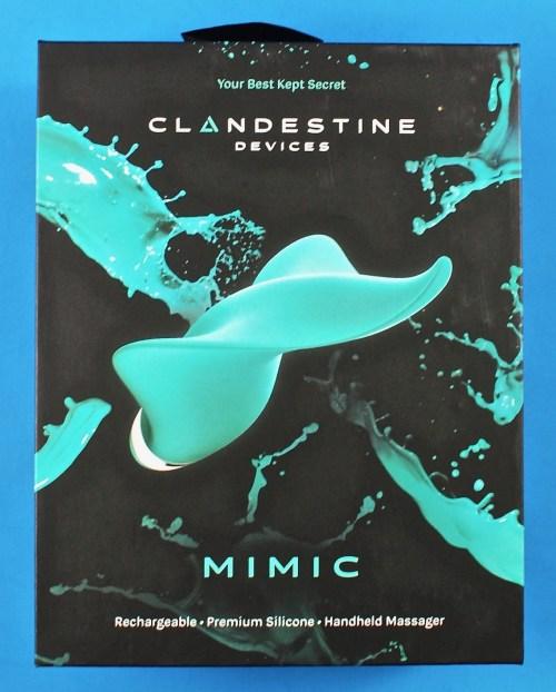 Clandestine mimic vibrator